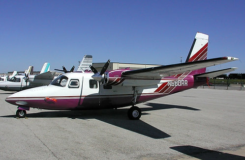 FREE TO A GOOD HOME!! Aero Commander 680FP