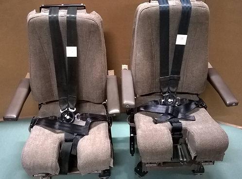 767 cockpit seats for sale