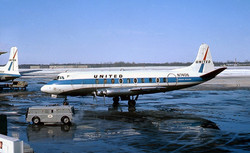 Vickers Viscount 745D