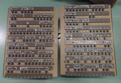 757 CB Panels