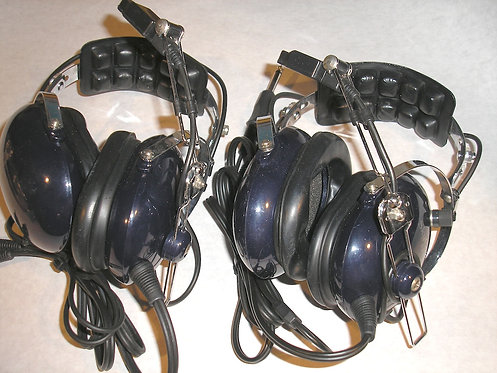 Soft Com Headsets ($50 each)