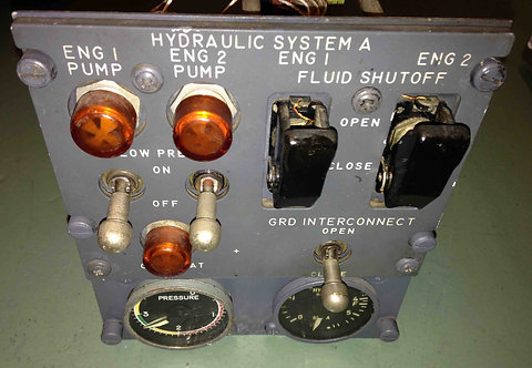 727 System A Hydraulic Module