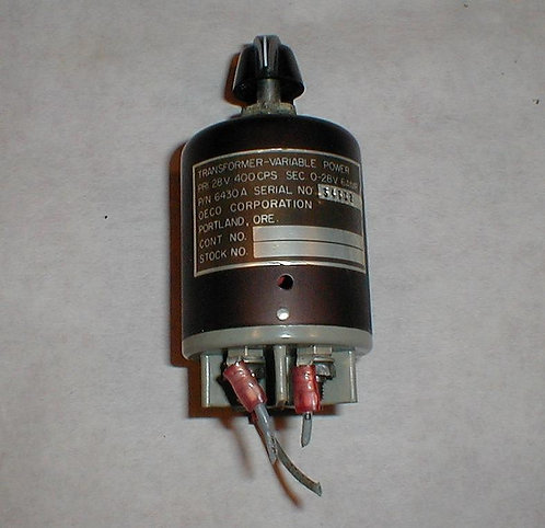 Lighting Rheostat 727/737