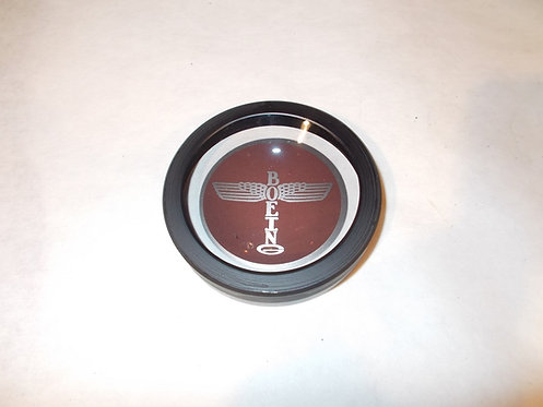 Paper Weight made from 747 Cabin Movie Projector Lens
