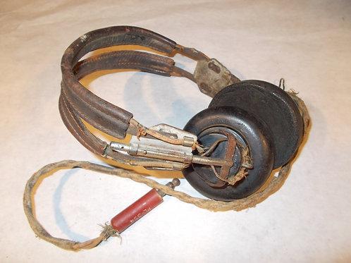 WWII Fighter Pilot Headphones
