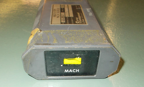 Mach Indicator