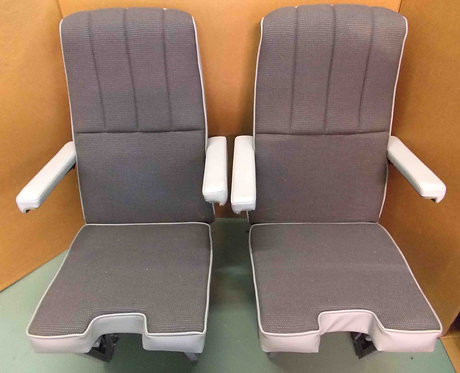 Cockpit Seats, pilot seats, pilot seats for sale