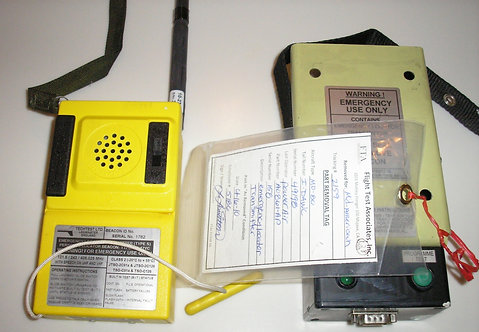 Life Raft Personal Locator and Transmitter