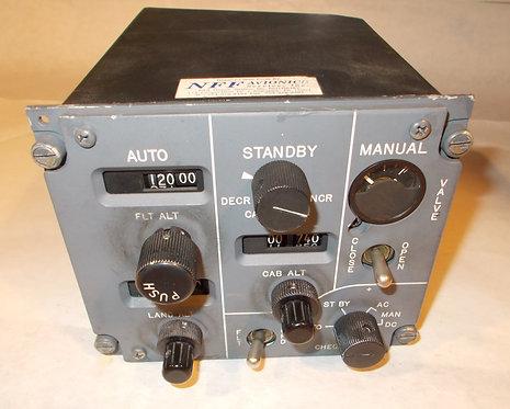 727/737 Electric Pressure Controller