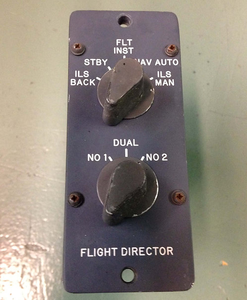 DC-9 Mode Selector cockpit sim parts