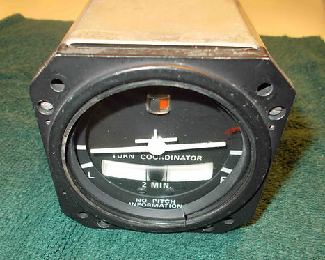 Turn coordinator, aircraft sim parts for sale