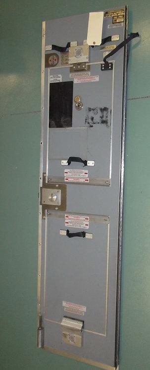 737 Cockpit Security Door