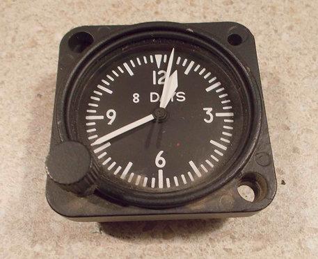 Vintage cockpit clocks, aircraft clocks, aviation clocks, cockpit clocks