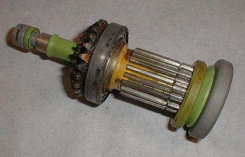 Boeing Control Wheel Mounting Gear