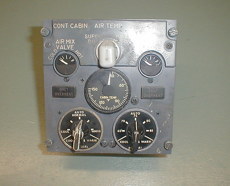 737 Cabin Temperature Control Module