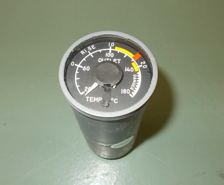 DC-9, MD-80 CSD Temperature Gauge