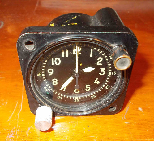 aircraft clock, sim parts for sale