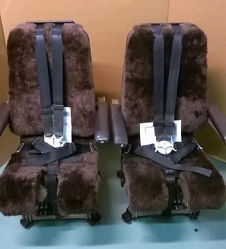 757/767 IPECO J Rail Cockpit Seats, jet seats for sale