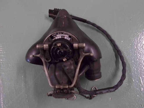 Vintage UK fighter pilot mask