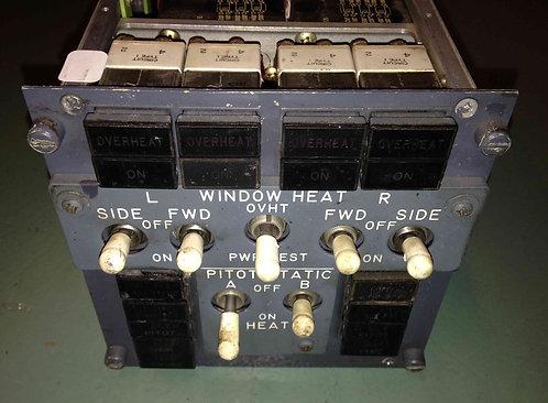 737 Window Heat/Pitot Heat Module
