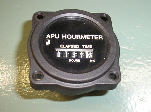 APU Hour Meters