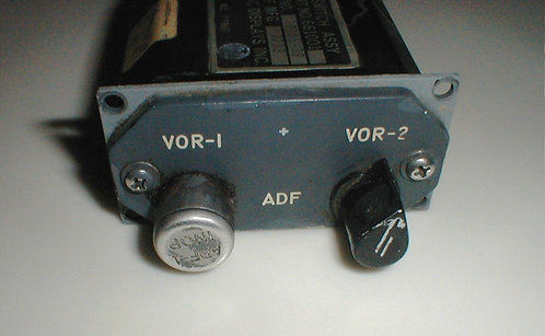 Boeing RMI Switches