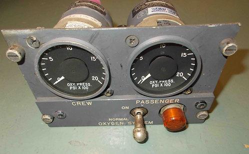 727 Oxygen Module sim parts