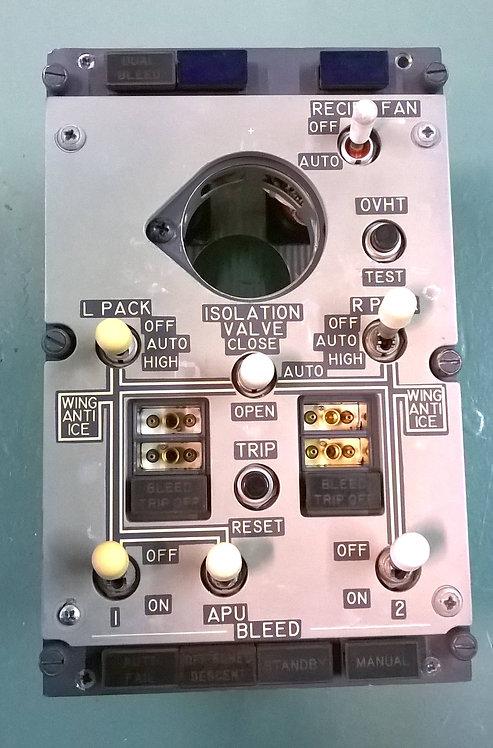 737 simulator parts