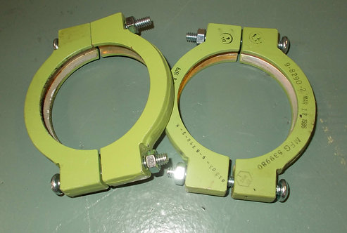 Control Column Clamps