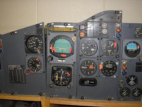 Main Instrument Panel 737-300