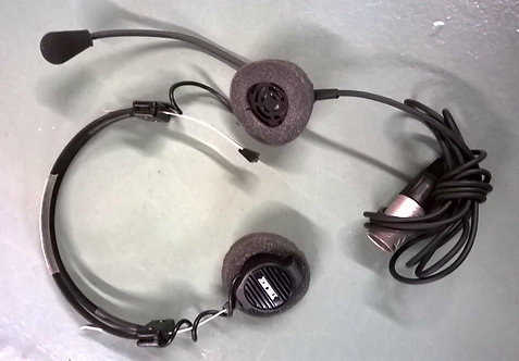 airline headset