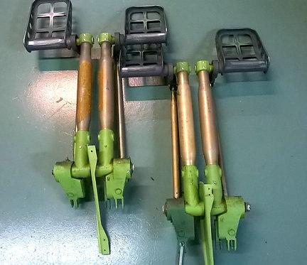 boeing rudder pedals