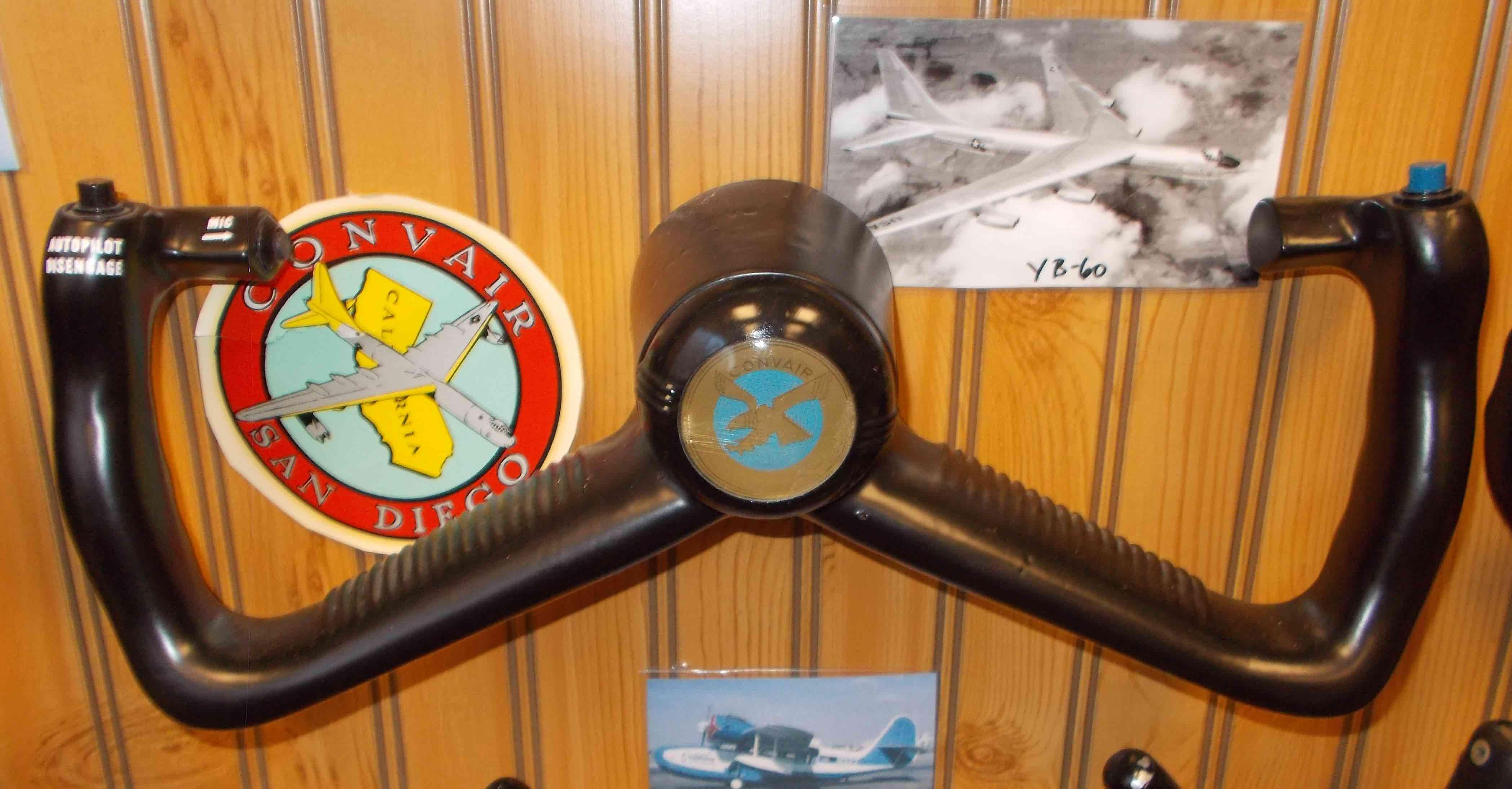 YB-60...B-36 prototype