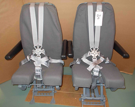Weber Seats (Set B)