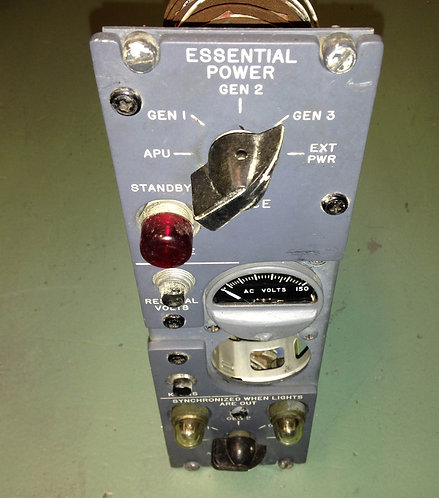 727 Essential Power Module sim parts