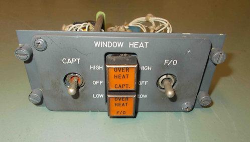 727 Window Heat Module, cockpit sim parts for sale