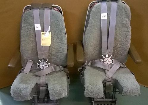 weber cockpit seats