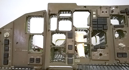 767 instrument panel
