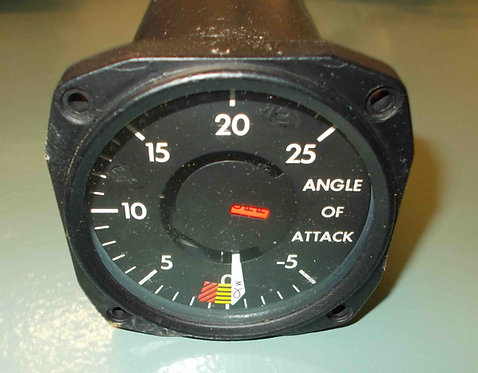AOA Indicator 3-inch, airplane sim parts for sale