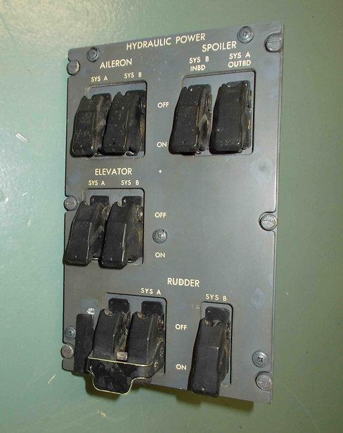 727 Hydraulic Shutoff Module