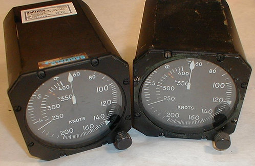 DC-9 Airspeed Indicators ($200 matched pair)