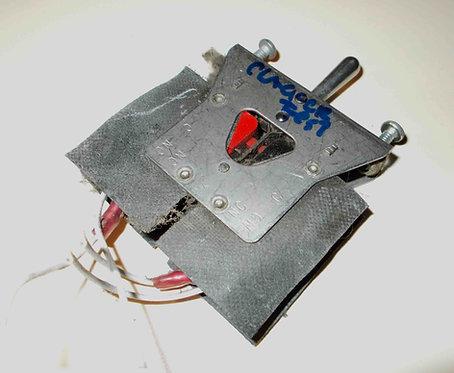 Boeing Overspeed Clacker Test Switch sim parts