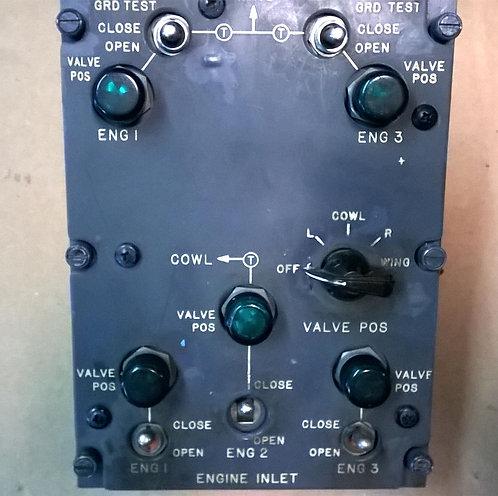 727 cockpit sim parts