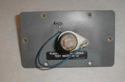 Flight Recorder Test Panel 737