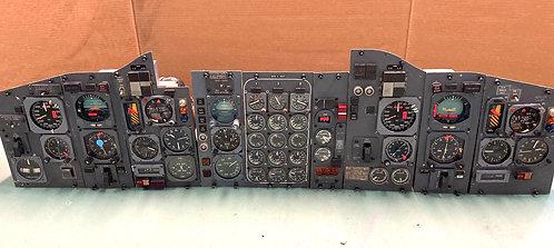 727 instrument panel