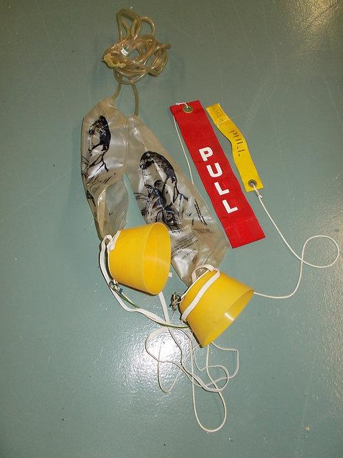 Passenger Oxygen Masks