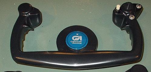 Gulfstream GII-B F/O Control Wheel