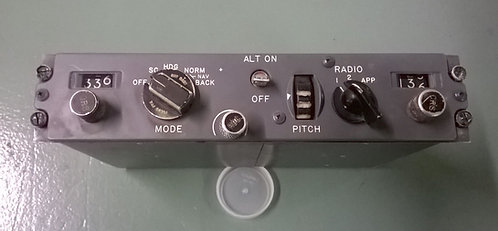 Flight director mode selector, sim parts for sale