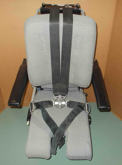 MD-80 IPECO F/O Straight Rail Cockpit Seat for sale