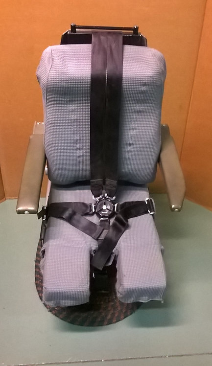 MD-80 IPECO F/O Seat, cockpit sim parts for sale